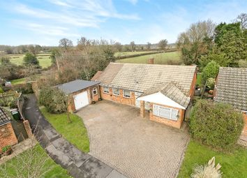Thumbnail 4 bed detached bungalow for sale in Yew Tree Road, Charlwood, Horley, Surrey
