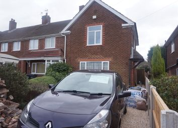 Thumbnail 3 bed semi-detached house for sale in Queslett Road, Great Barr, Birmingham