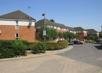 Thumbnail 2 bed flat for sale in Thomas Drive, Gidea Park, Romford