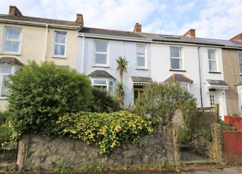 Thumbnail 3 bed semi-detached house for sale in Glasney Road, Falmouth