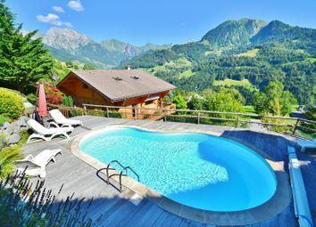 Thumbnail 4 bed chalet for sale in Manigod, Thônes, Annecy, Haute-Savoie, Rhône-Alpes, France