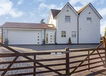 Thumbnail 4 bed detached house for sale in Weights Lane, Redditch