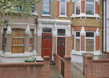 Thumbnail 3 bed terraced house to rent in Churston Avenue, Upton Park, Plaistow, London