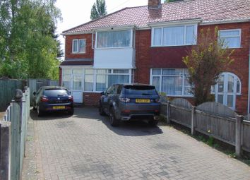 Thumbnail 3 bedroom semi-detached house for sale in Rock Grove, Solihull