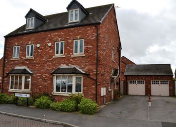 Thumbnail 4 bed semi-detached house for sale in 9 Waterway Lane, Rotherham
