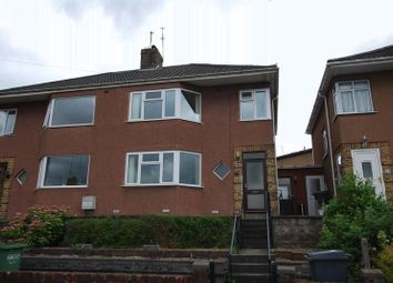 Thumbnail 4 bed semi-detached house to rent in Glebelands Road, Filton, Bristol