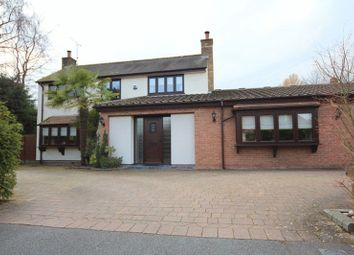 Thumbnail 4 bed detached house for sale in Birchway, Gayton, Wirral