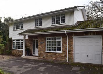 Thumbnail 4 bed detached house for sale in Maultway North, Camberley