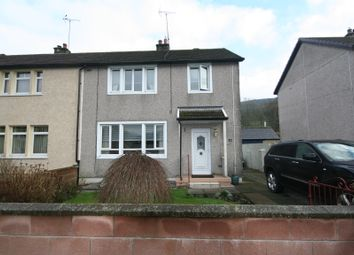 Thumbnail 3 bed end terrace house for sale in Ballochan Road, Auldgirth, Dumfries