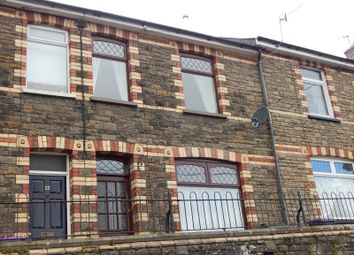 Thumbnail 2 bed terraced house to rent in 24 Mitchell Terrace, Pontnewynydd, Pontypool