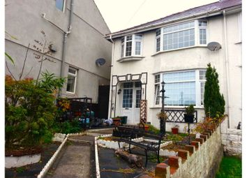 Thumbnail 3 bed terraced house to rent in Carmarthen Road, Cwmdu, Swansea