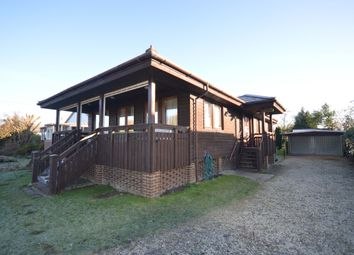 Thumbnail 3 bed detached house for sale in Towpath, Shepperton