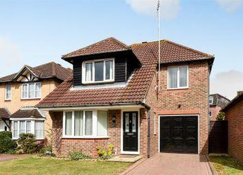 Thumbnail 4 bed property for sale in Campion Close, Rustington, Littlehampton