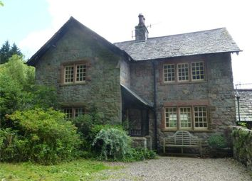 Thumbnail 2 bed cottage for sale in Gardeners Cottage, Eskdale, Holmrook, Cumbria