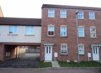 Thumbnail 3 bed terraced house to rent in Lewsey Close, Chilwell, Nottingham