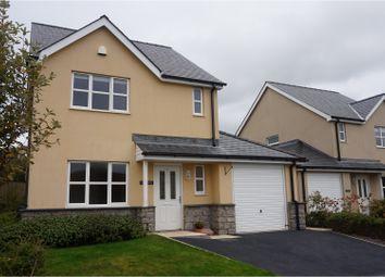 Thumbnail 3 bed detached house for sale in Llys Y Waun, Waunfawr, Caernarfon