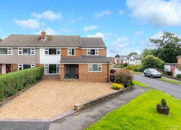 Thumbnail 4 bed semi-detached house for sale in Parklands Crescent, Bramhope, Leeds