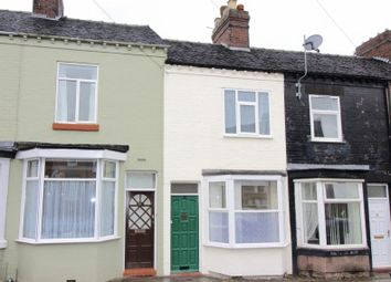 Thumbnail 3 bedroom terraced house for sale in Victoria Street, Stoke-On-Trent