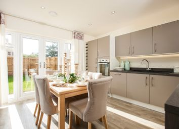 "Thumbnail 3 bed semi-detached house for sale in ""The Holnicote"" at Banbury Road, Southam"