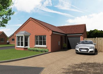 Thumbnail 2 bedroom detached bungalow for sale in School Road, Earsham, Bungay