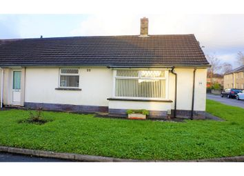 Thumbnail 1 bedroom bungalow for sale in Wellfield Square, Neath