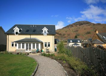 Thumbnail 4 bed detached house for sale in 5 Dundurn Walk, St Fillans