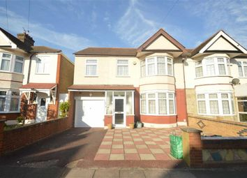 Thumbnail 5 bed semi-detached house for sale in Highcliffe Gardens, Redbridge, Essex