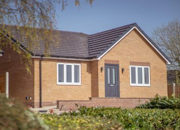 Thumbnail 2 bed detached bungalow for sale in Cantrell Close, Brimington, Chesterfield, Derbyshire