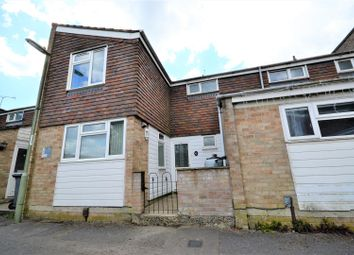 Thumbnail 3 bed terraced house for sale in Gregory Close, Basingstoke