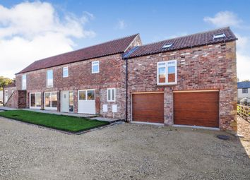 5 bed barn conversion for sale in The Barn, Minskip, Near Boroughbridge, North Yorkshire YO51