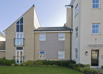 Thumbnail 2 bedroom flat for sale in Stone Hill, St. Neots