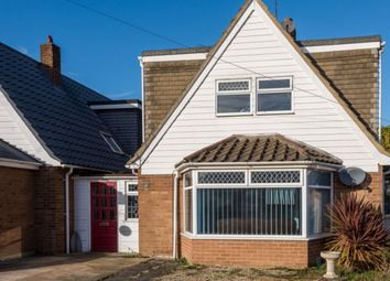 Thumbnail 3 bed detached house for sale in Meadow Close, Norwich, Norfolk