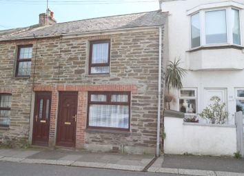 Thumbnail 2 bed terraced house for sale in Crantock Street, Newquay