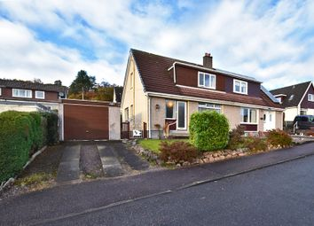 Thumbnail 3 bed semi-detached house for sale in Hillview Drive, Corpach