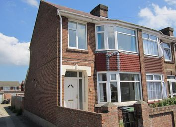 Thumbnail 3 bedroom property to rent in Welch Road, Gosport