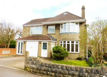 Thumbnail 5 bed detached house for sale in Merton Avenue, Swindon