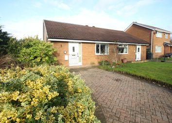 Thumbnail 2 bed semi-detached bungalow for sale in West Avenue, Ingol, Preston
