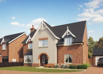 Thumbnail 5 bed detached house for sale in Church View. Station Road, Hadnall, Shrewsbury