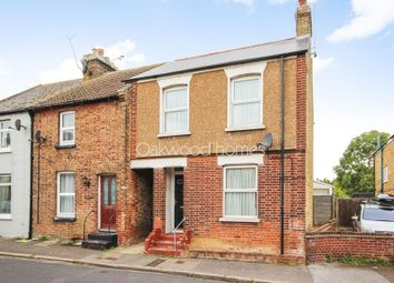 Thumbnail 4 bed end terrace house for sale in High Street, Garlinge, Margate