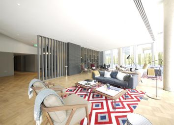 Thumbnail 2 bed flat to rent in Botanic Square, London City Island