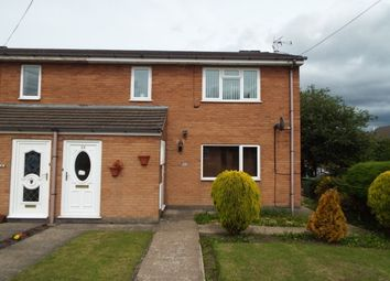 Thumbnail 1 bed flat to rent in Aldergrove Place, Coedpoeth, Wrexham