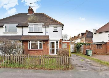 Thumbnail 3 bed semi-detached house for sale in South Park Road, Maidstone, Kent