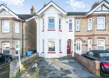 Thumbnail 3 bed end terrace house for sale in Lower Parkstone, Poole, Dorset