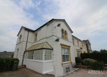 Thumbnail 1 bed flat to rent in Chatsworth Road, Torquay
