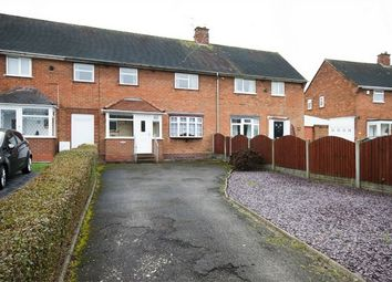 Thumbnail 3 bed terraced house for sale in Underhill Lane, Underhill, Wolverhampton, West Midlands