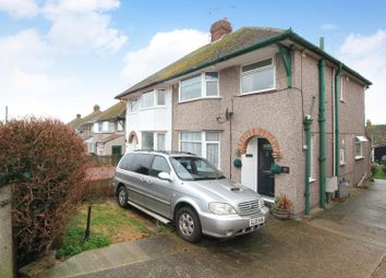 Thumbnail 3 bed semi-detached house for sale in Clifftown Gardens, Herne Bay