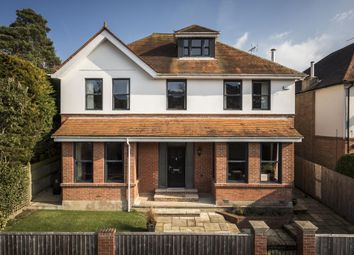 Thumbnail 5 bed detached house for sale in Eaton Road, Branksome Park, Poole