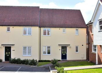 Thumbnail 3 bed semi-detached house for sale in Almond Road, Dunmow