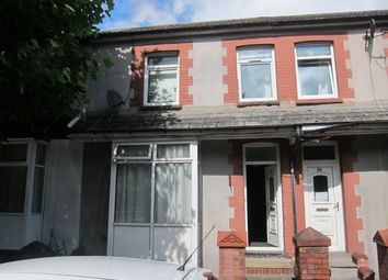 Thumbnail 1 bedroom property to rent in Broadway, Treforest, Pontypridd