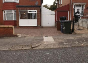 Thumbnail 4 bed terraced house to rent in Dunholme Road, Newcastle Upon Tyne